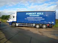 West Yorkshire Freight Services